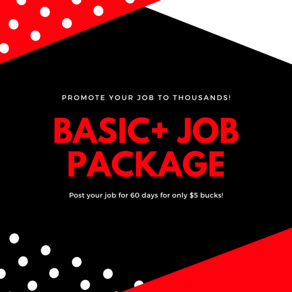 Basic Plus Job Package
