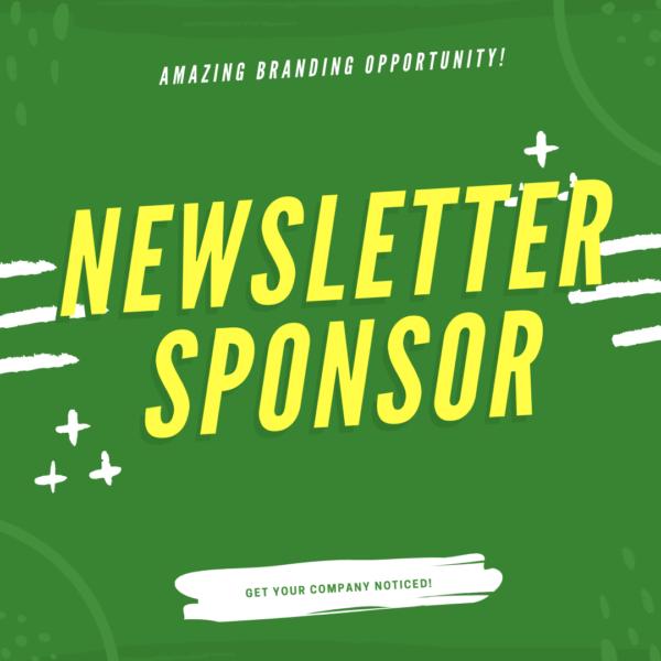 Newsletter Sponsorship